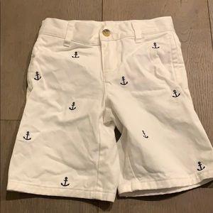 Janie and jack size 5 boys shorts